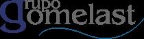 Logotipo oficial de Gomelast a color